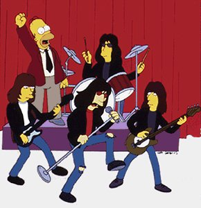 Homer i Ramonsi