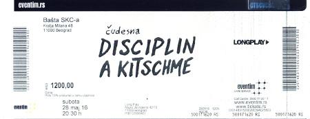 Disciplina kičme