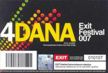 Exit 2007.