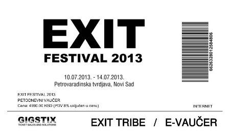 Exit 2013.